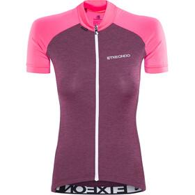 Etxeondo Maillot M/C Terra SS Jersey Damen pink